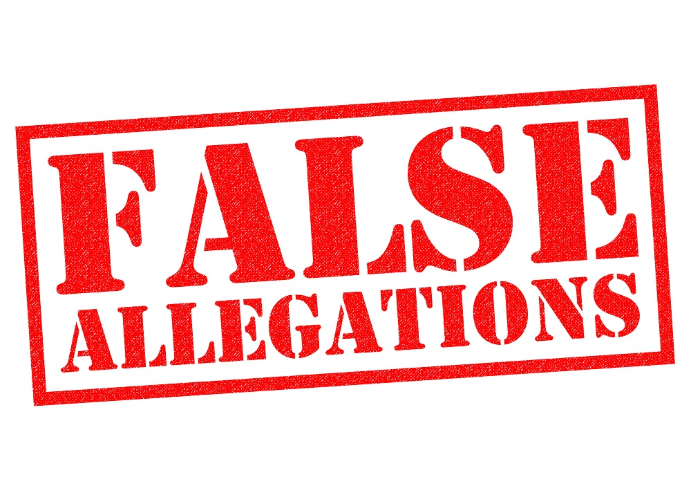 The Reality Of False Criminal Accusations