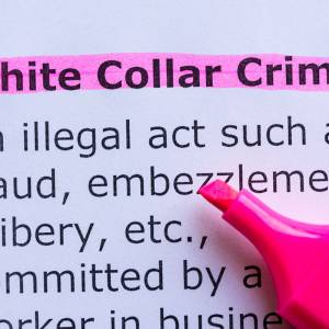 Define White Collar Crime in Arizona