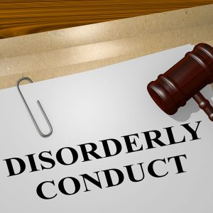 What To Do If Charged with Disorderly Conduct in Arizona